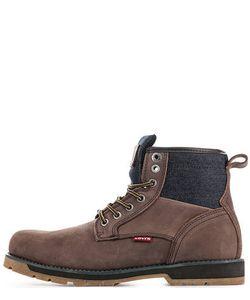 Levi's® | Ботинки С Текстильными Вставками