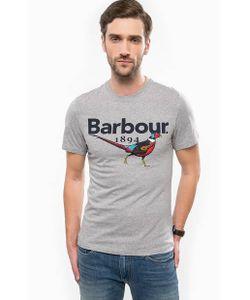 Barbour | Хлопковая Футболка С Короткими Рукавами