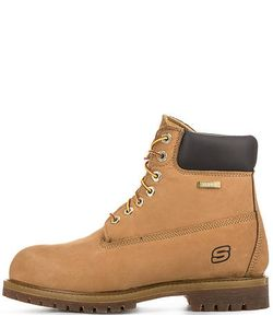 Skechers | Высокие Ботинки Из Нубука