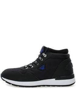 ARMANI JEANS | Черные Ботинки В Спортивном Стиле