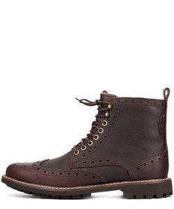 Clarks | Кожаные Ботинки На Шнуровке