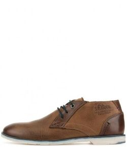 s.Oliver | Кожаные Ботинки