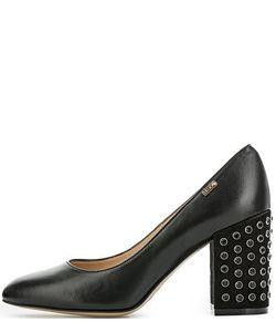 Liu •Jo | Кожаные Туфли С Замшевыми Каблуками