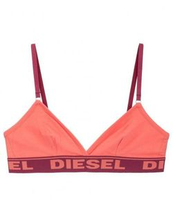 Diesel | Хлопковый Бюстгальтер Кораллового Цвета
