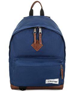 Eastpak | Текстильный Рюкзак С Кожаными Вставками