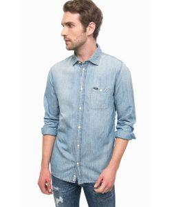 Pepe Jeans | Приталенная Рубашка Из Денима