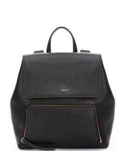 DKNY | Кожаный Рюкзак С Одним Отделом