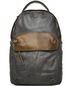 Alchimia | Вместительный Рюкзак Из Натуральной Кожи
