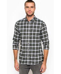 Jack & Jones | Рубашка Из Хлопка В Клетку С Карманом