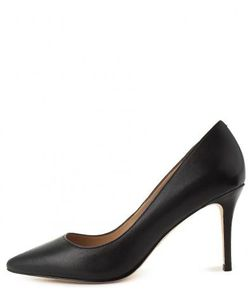 Aldo | Черные Туфли Из Натуральной Кожи