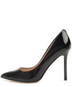 Guess | Черные Лаковые Туфли На Шпильке