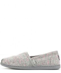Skechers | Текстильные Слипоны