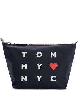 Tommy Hilfiger | Текстильная Косметичка На Молнии