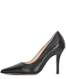 Högl | Черные Кожаные Туфли На Шпильке