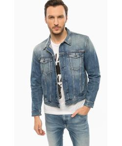 Calvin Klein Jeans | Джинсовая Куртка На Болтах