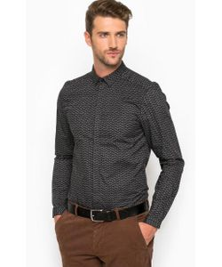 Mexx | Хлопковая Приталенная Рубашка