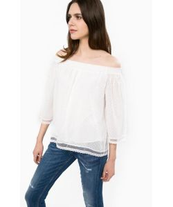 Liu •Jo | Блуза С Открытыми Плечами
