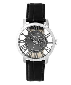 Kenneth Cole | Часы С Кожаным Браслетом