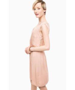 ICHI | Платье Средней Длины С Кружевной Спинкой