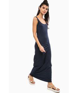 Vero Moda   Трикотажное Платье Синего Цвета