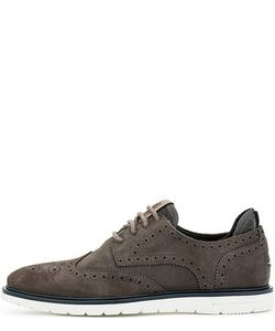 Tommy Hilfiger | Замшевые Ботинки На Шнуровке