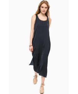 Pepe Jeans | Длинное Платье Из Атласной Ткани