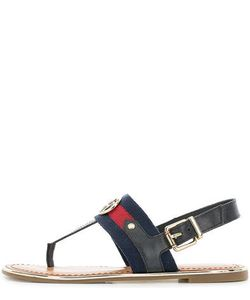 Tommy Hilfiger | Сандалии С Логотипом