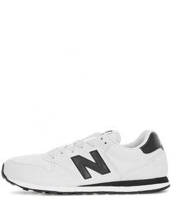 New Balance | Текстильные Кроссовки С Логотипом Бренда