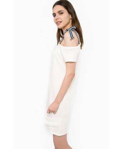 Liu •Jo Jeans | Асимметричное Платье Из Хлопка