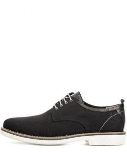 Vagabond | Текстильные Туфли С Кожаными Вставками