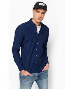 Levi's® | Синяя Рубашка Из Хлопка С Карманом