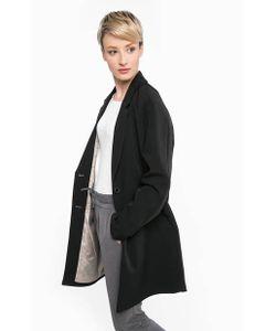 Vero Moda | Однотонное Пальто Свободного Кроя