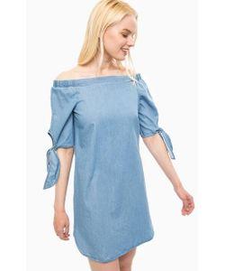 Vero Moda | Платье Из Хлопка С Открытыми Плечами