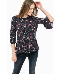 Mavi | Разноцветная Блуза С Оборками По Низу