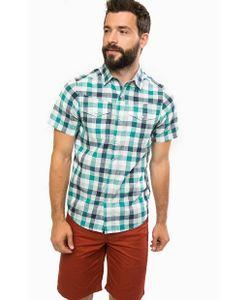 Columbia   Хлопковая Рубашка На Кнопках
