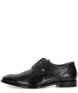 s.Oliver | Черные Классические Туфли Из Натуральной Кожи