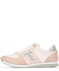 Tommy Hilfiger | Летние Кроссовки Розового Цвета