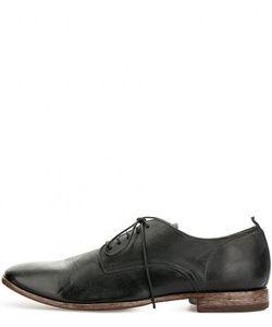 Moma | Классические Туфли Черного Цвета