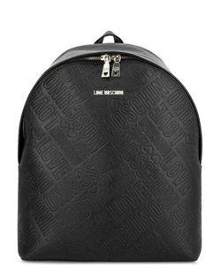 Love Moschino | Вместительный Рюкзак Из Искусственной Кожи