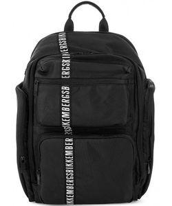Bikkembergs | Вместительный Рюкзак С Широкими Лямками