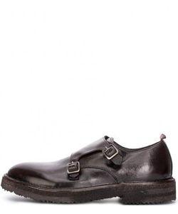 Moma | Кожаные Ботинки