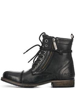 Pepe Jeans London | Ботинки С Застежкой На Молнии И Шнуровкой