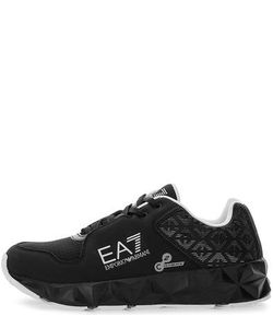 EA7 | Черные Кроссовки На Шнуровке
