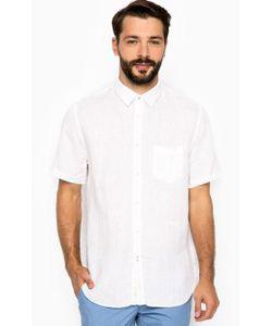 18CRR81 CERRUTI | Льняная Рубашка С Карманом