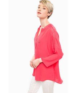 U.S. Polo Assn. | Блуза Из Вискозы Свободного Кроя