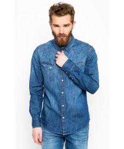 Wrangler | Джинсовая Рубашка С Двумя Карманами