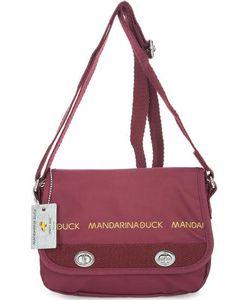 MANDARINA DUCK | Маленькая Текстильная Сумка Через Плечо