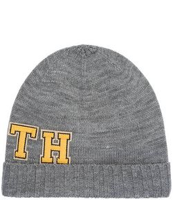 Tommy Hilfiger | Шапка Из Акрила С Логотипом Бренда