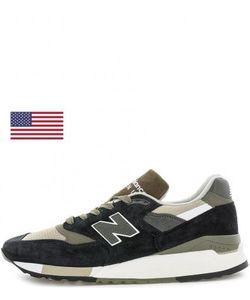 New Balance | Кроссовки Из Натуральной Замши