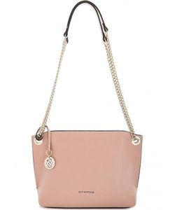Cromia | Розовая Сумка С Одним Отделом